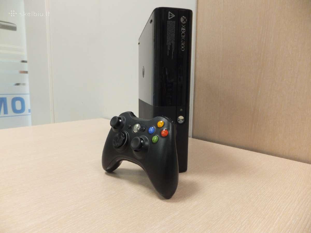 Parduodu Xbox 360 - 95eur.