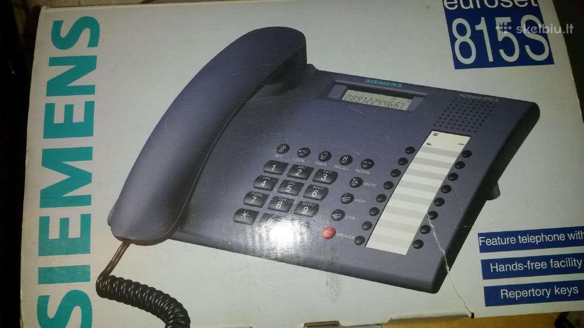 Laidinei telefonai