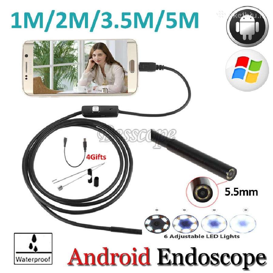 Endoskopine kamera - Skelbiu.lt