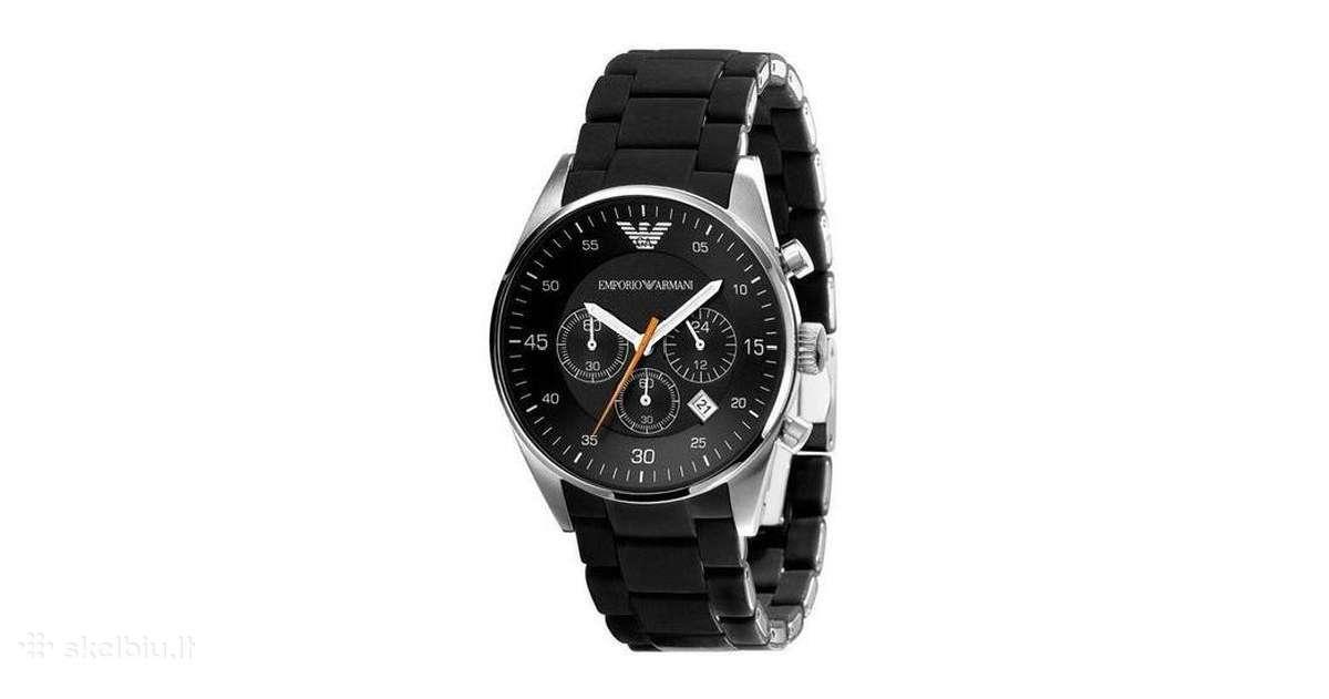 Emporio Armani Ar5858 Vyriškas Laikrodis