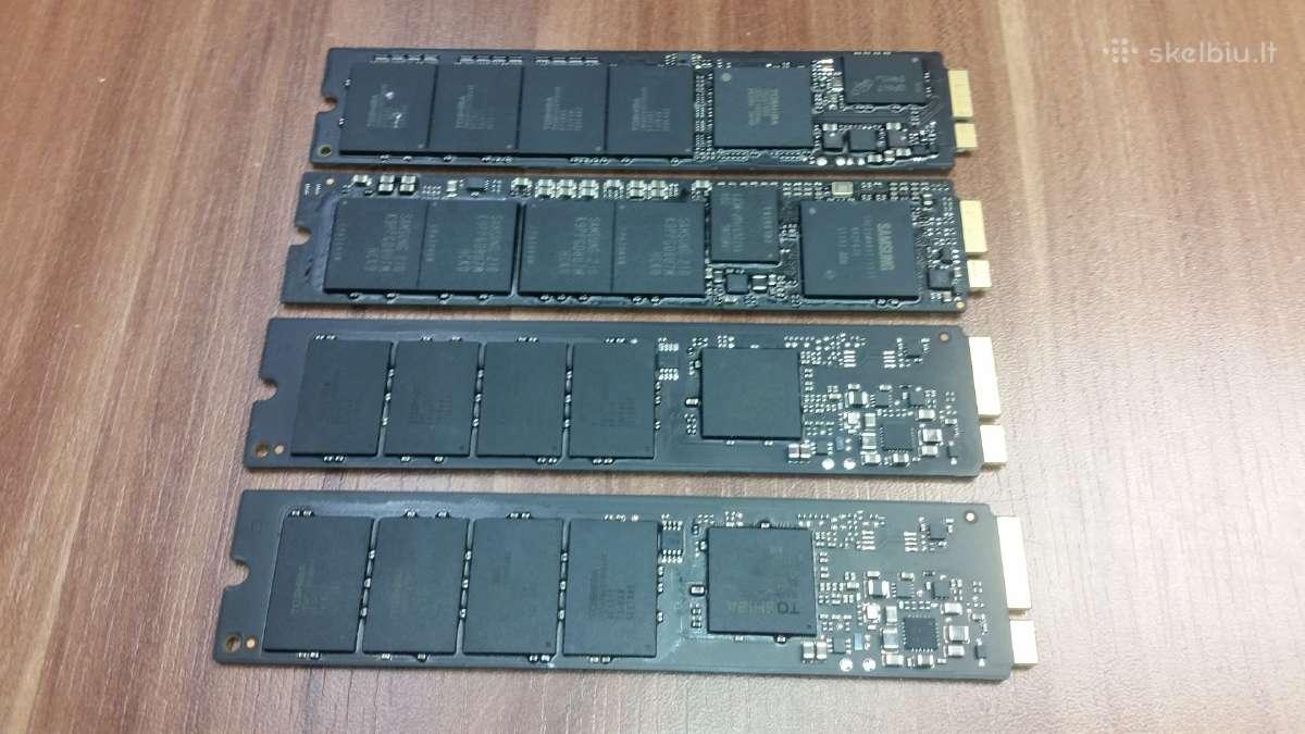 SSD diskai Apple MacBook Air ir Pro kompiuteriams - Skelbiu.lt