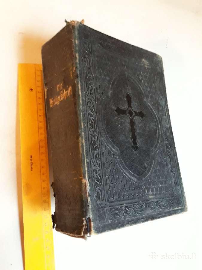 Biblija vokiečių kalba