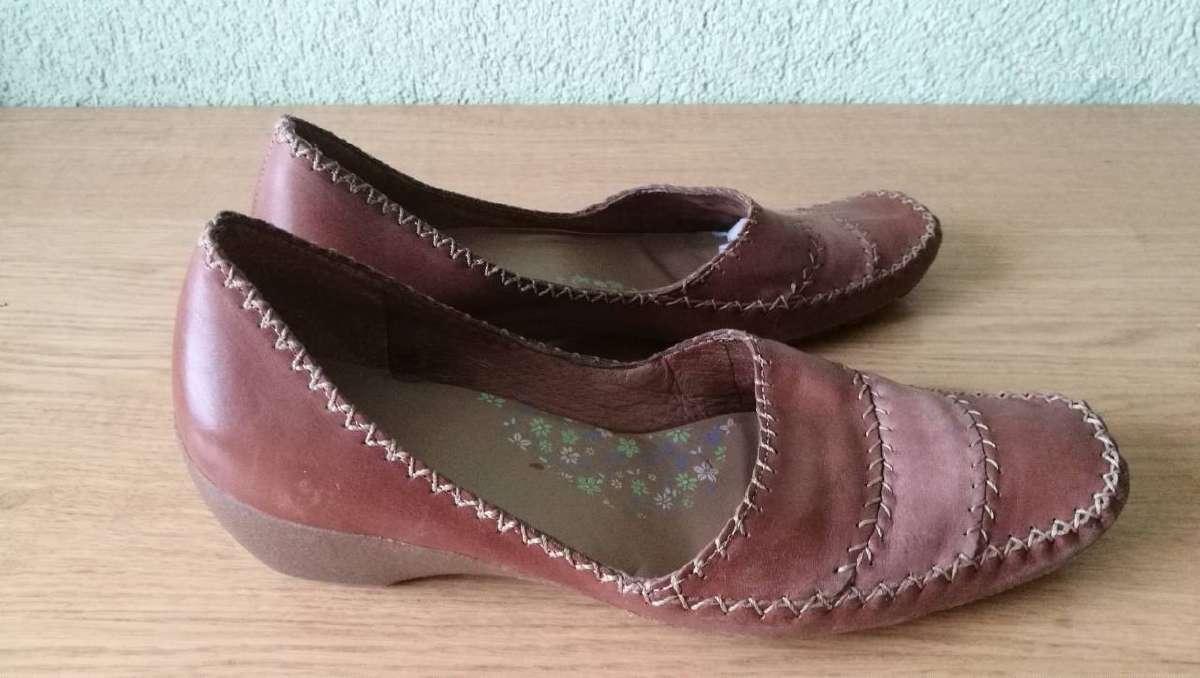 Odiniai Clarks batai