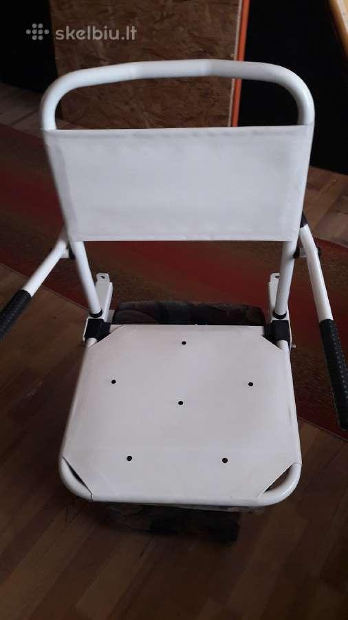 Kėdė prausti ligonį.