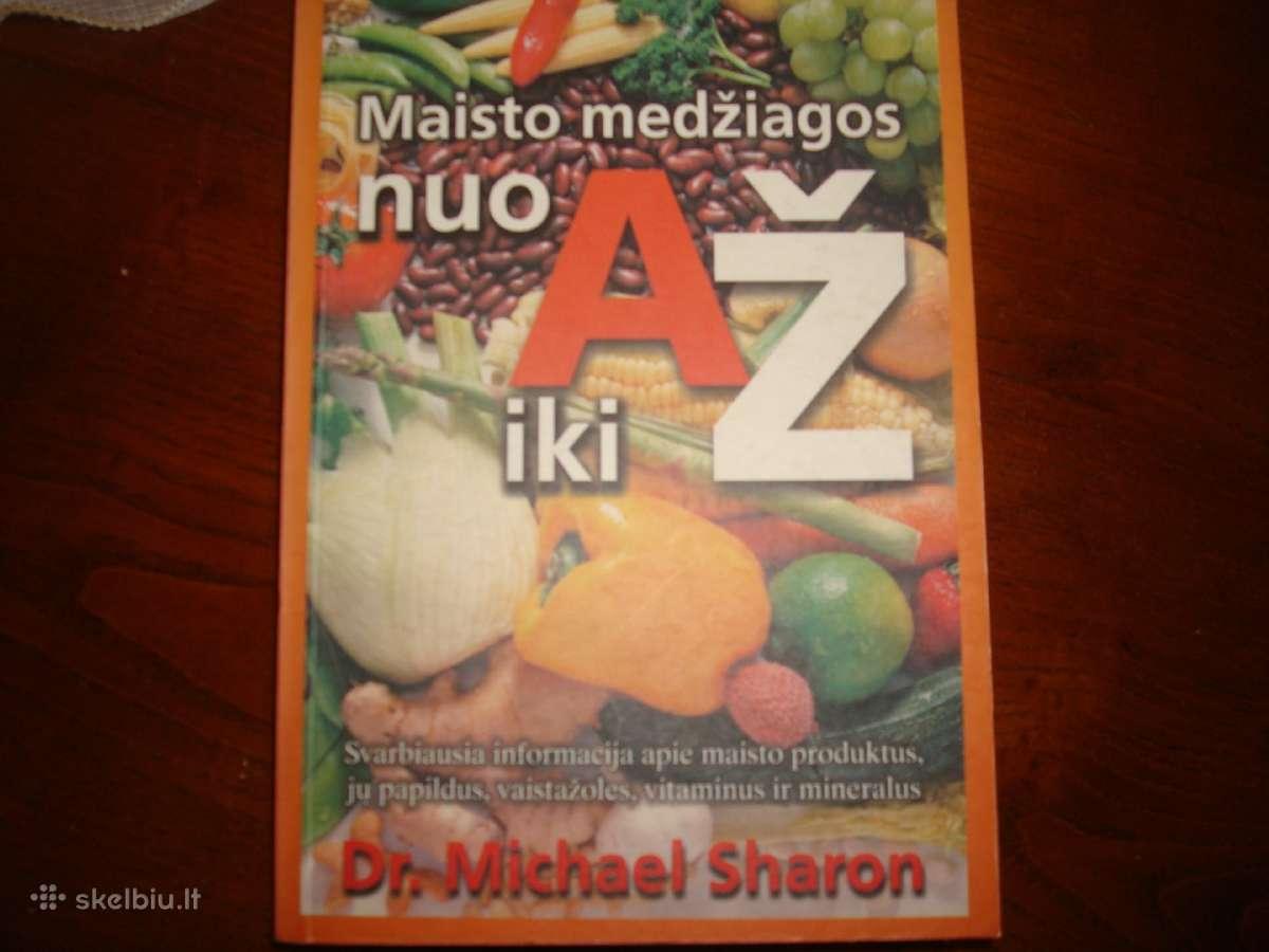 Maisto medžiagos nuo A iki Ž