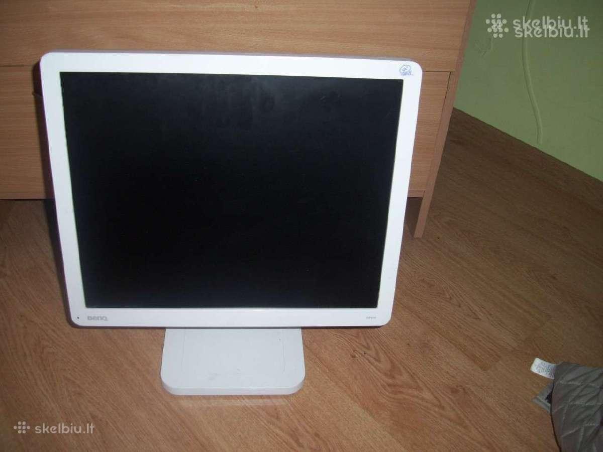 19 coliu LCD monitorius Benq
