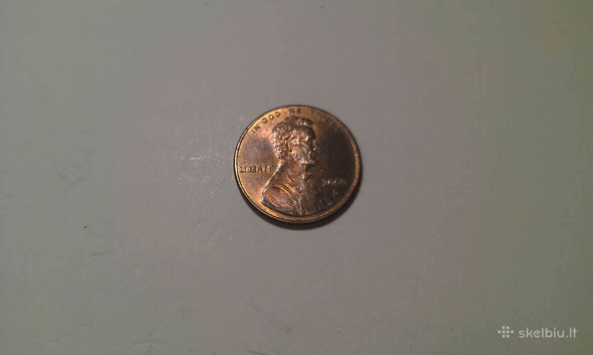 Value of 2000 Lincoln Memorial Cent