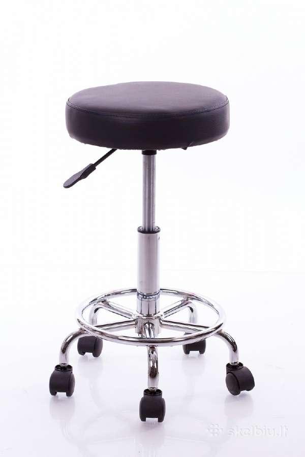 Masažuotojo kėdė Restpro® Round 2 black