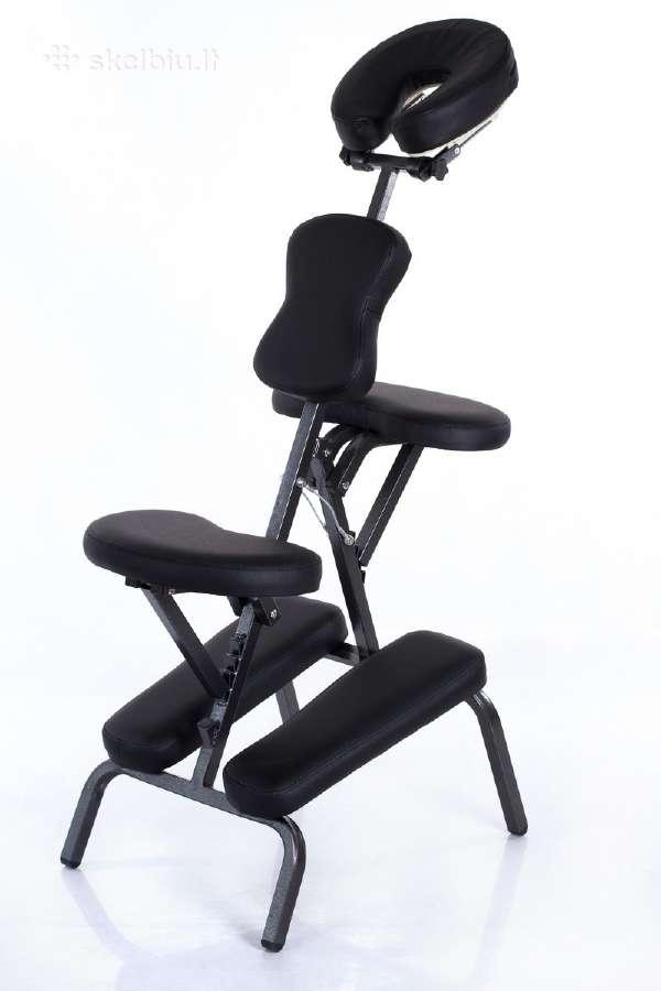Masažuotojo kėdė Restpro® Relax Black