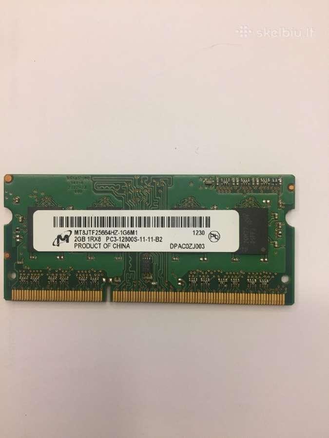 Originalus 2 GB RAM skirtas MacBook Pro