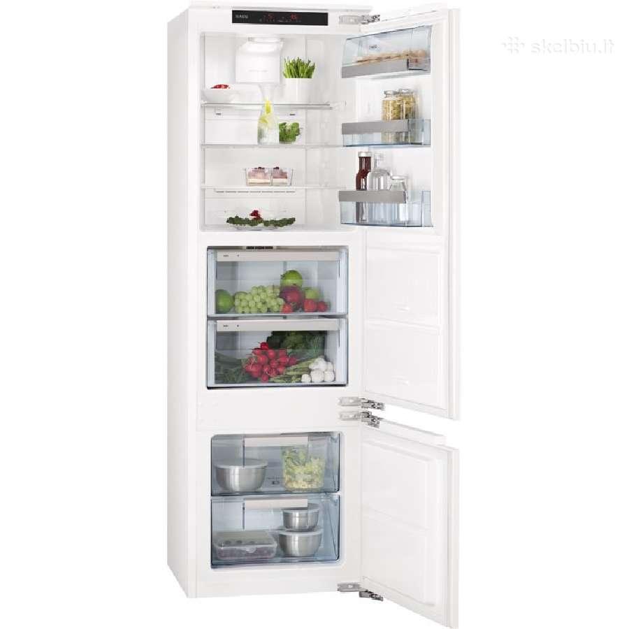 Įmontuojamas Šaldytuvas Aeg Scz81800c0