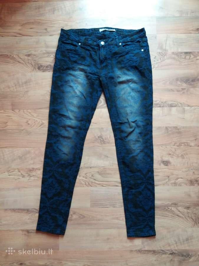 Moteriški džinsai 40-42 dydžio