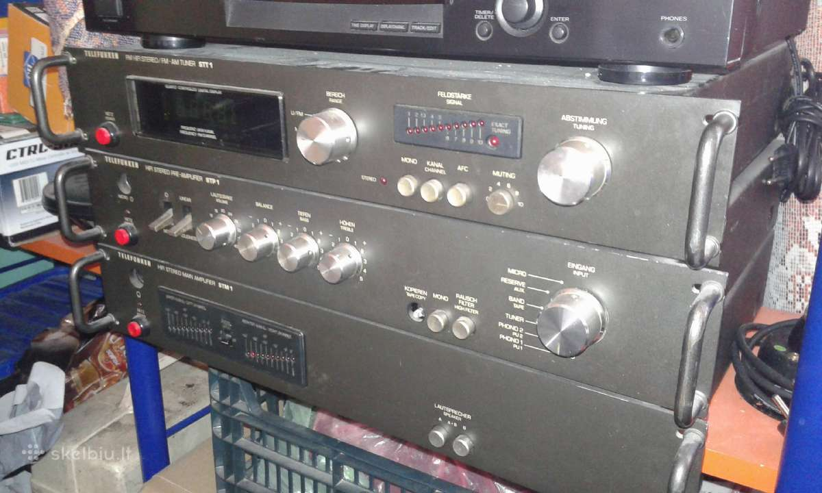Telefunken Stm1, Sony ta 2650