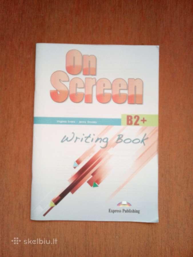 On Screen B2+ mokomoji anglų kalbos knyga