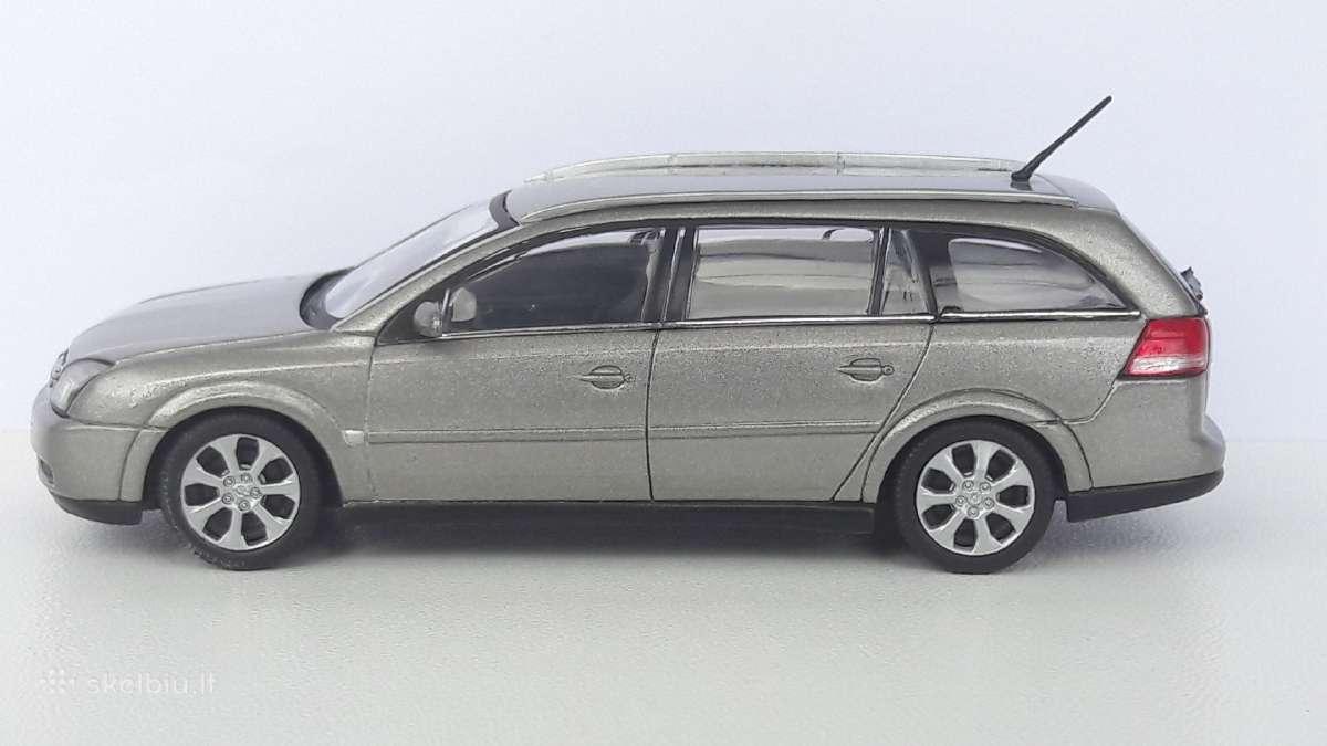 1/43 modeliukai Opel Vectra C caravan