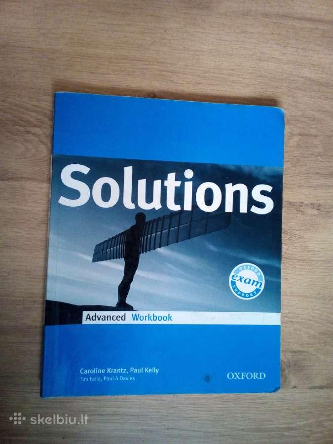 Solutions anglų kalbos pratybos
