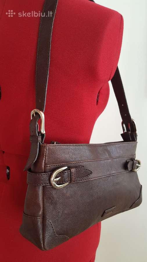 Patogus odinis rankinukas per petį