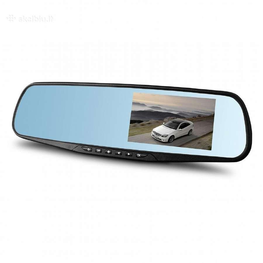 Vaizdo registratorius veidrodėlis