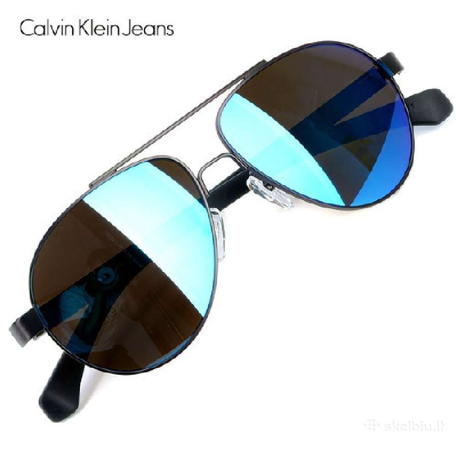 Originalus saules akiniai Guess, Calvin Klein