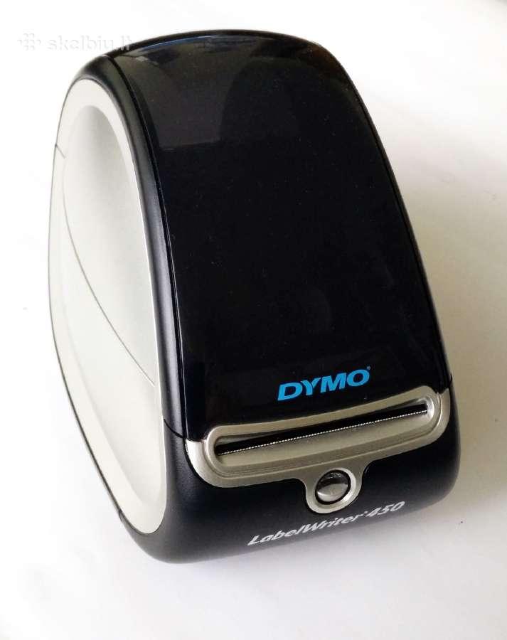 Dymo Labelwriter 450 lipdukų spausdintuvas
