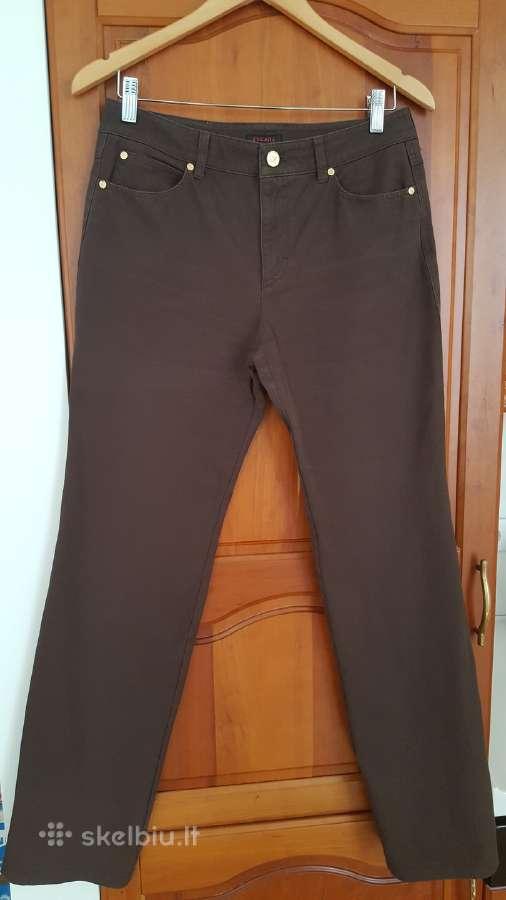 Escada kokybiškos moteriškos džinsinės kelnės