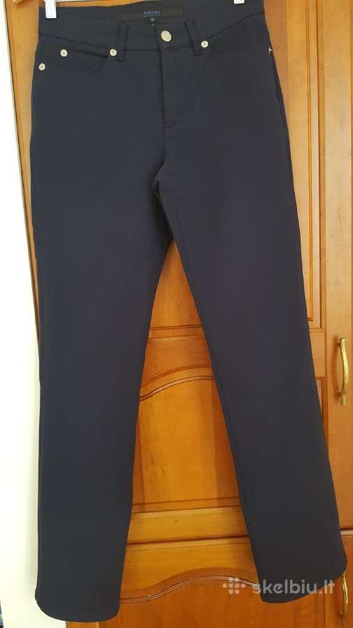 Escada moteriškos klasikines džinsines kelnės