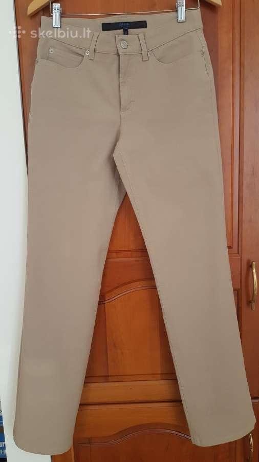 Escada klasikines moteriškos džinsinės kelnės