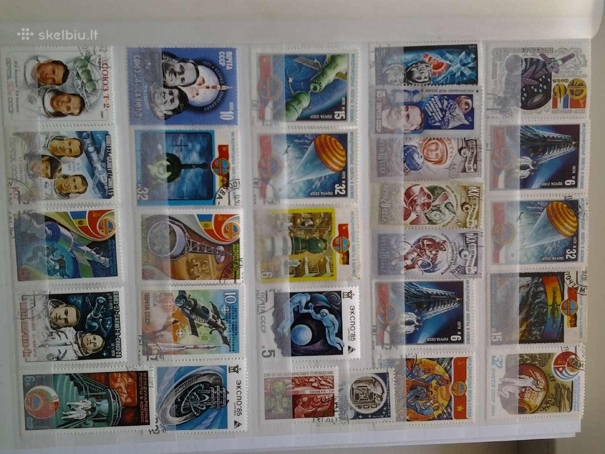 Rusiški pašto ženkai 1
