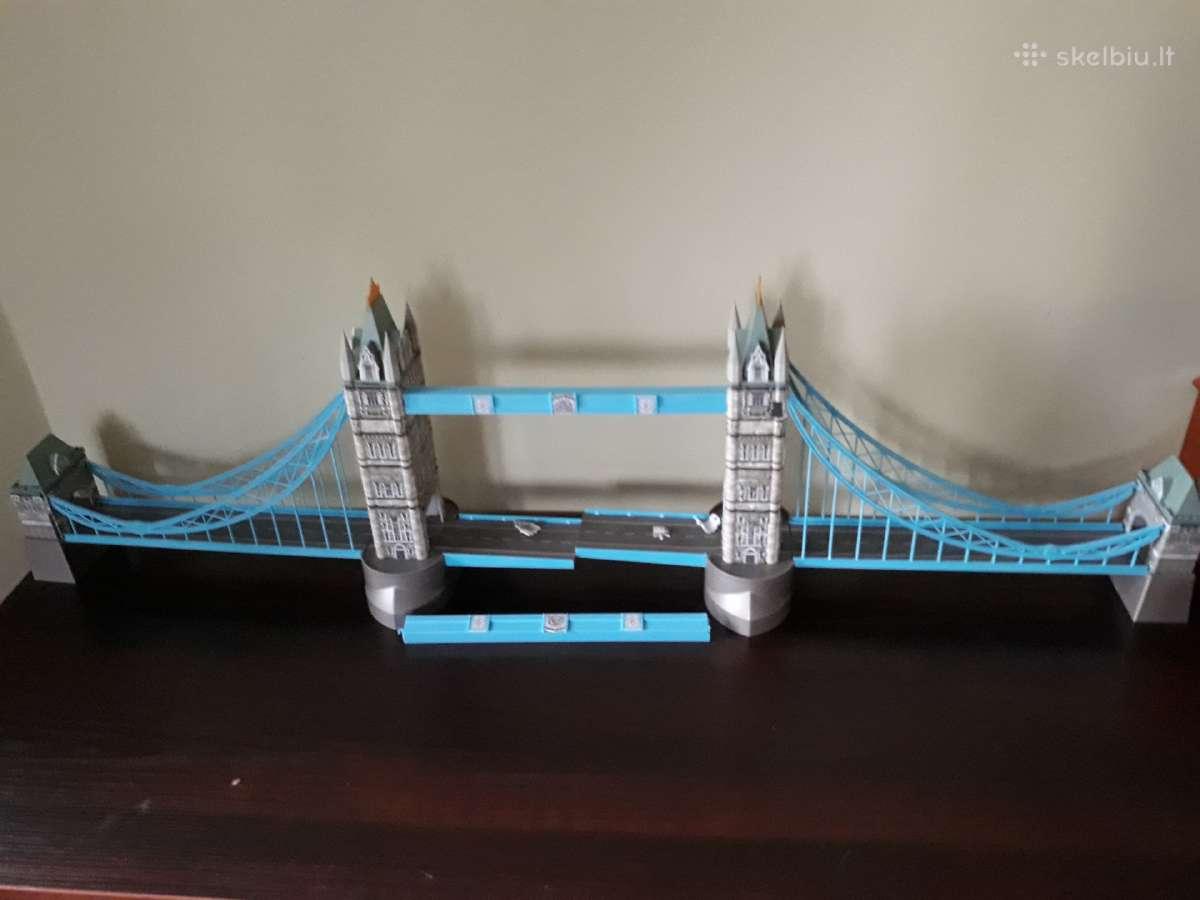 Dėlionė puzzle 3D. Plastmasine. Super:)