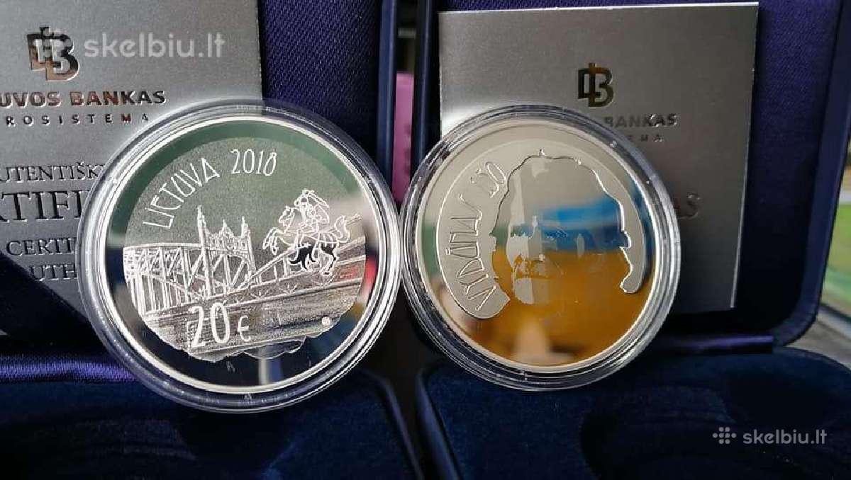 Vilhelmo Storostos-vydūno 150-osioms kaina100 eurų