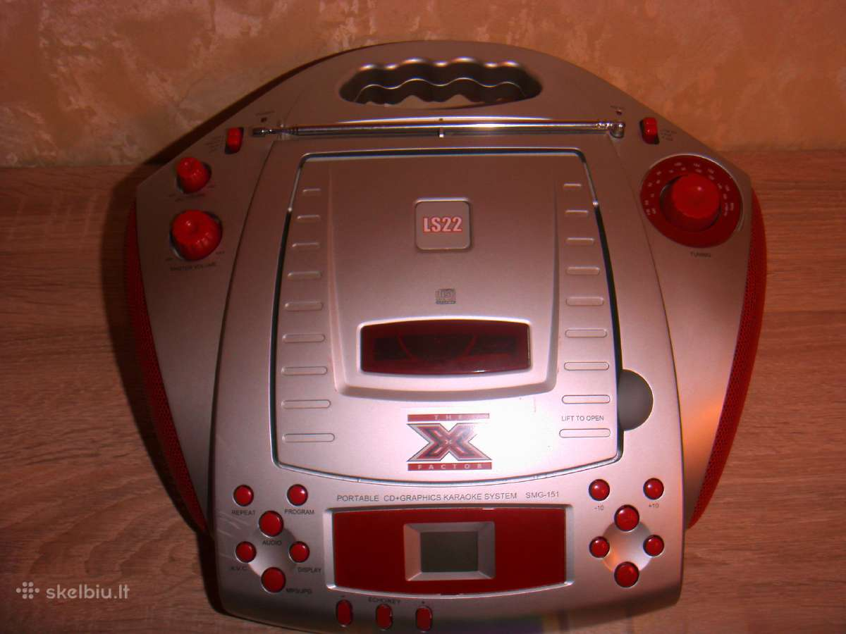 Ls22 Compact disc,digito graphics