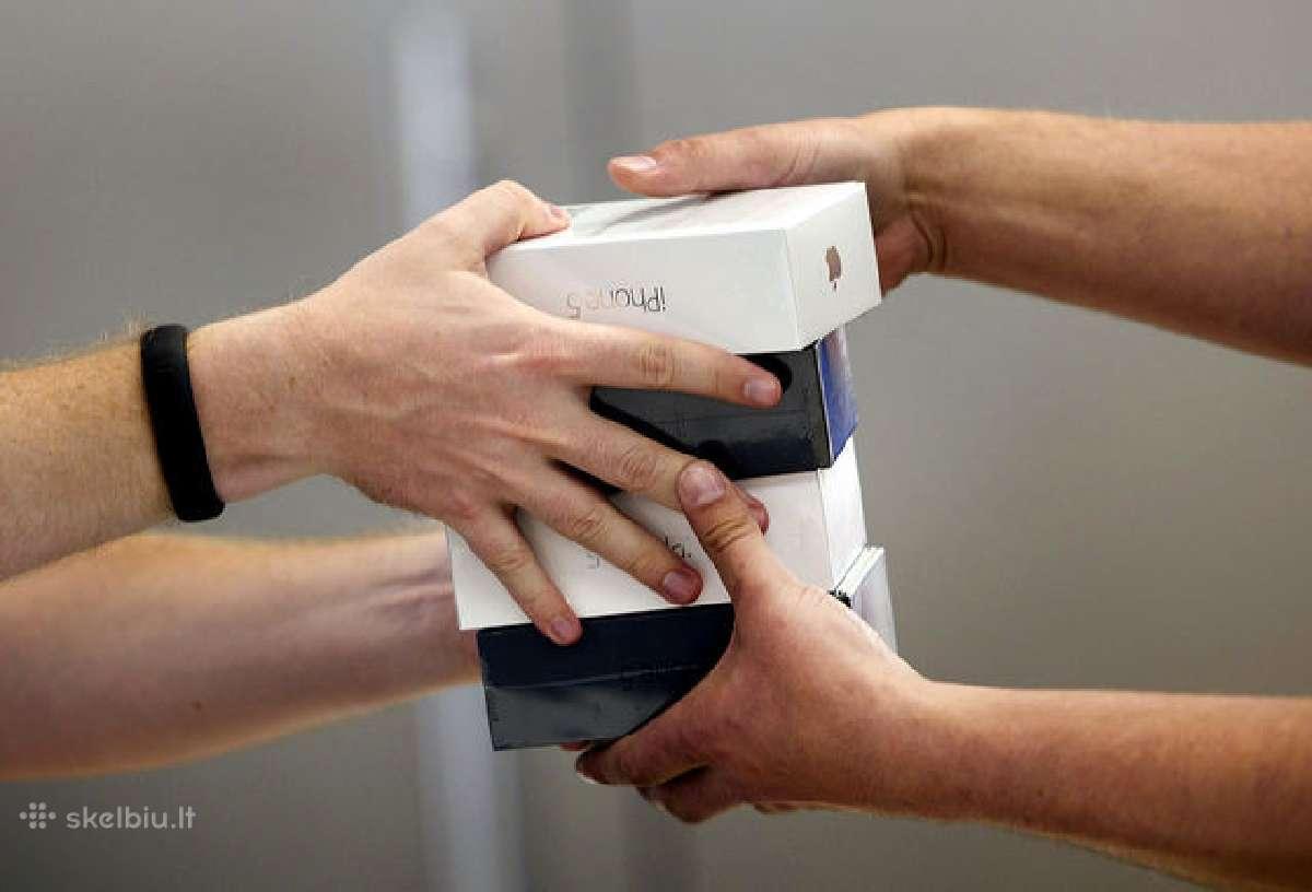 Konkurencingom kainom perkame iPhone ir kitus