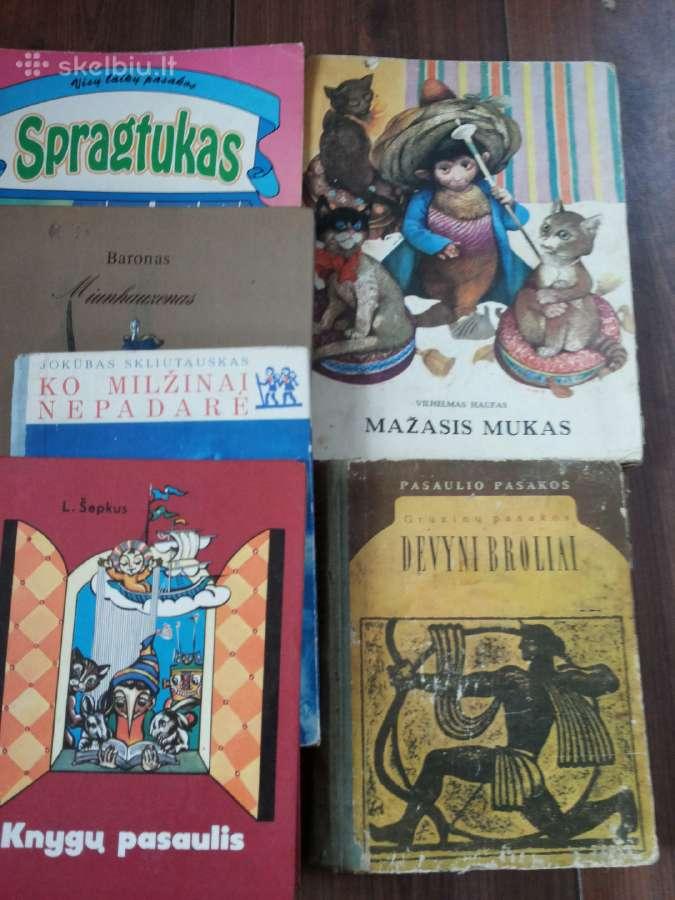 Vaikiškos knygelės