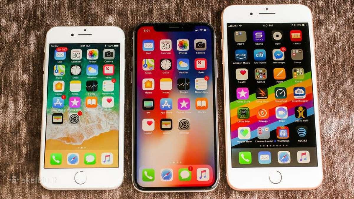Barngiausiai Superkame iPhone 5S/6/6s/7/7+/8/8+/x
