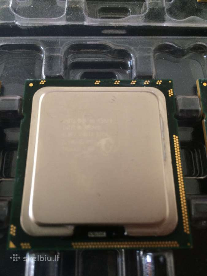 Intel Xeon L5520, E5530, E5640, E5-2609