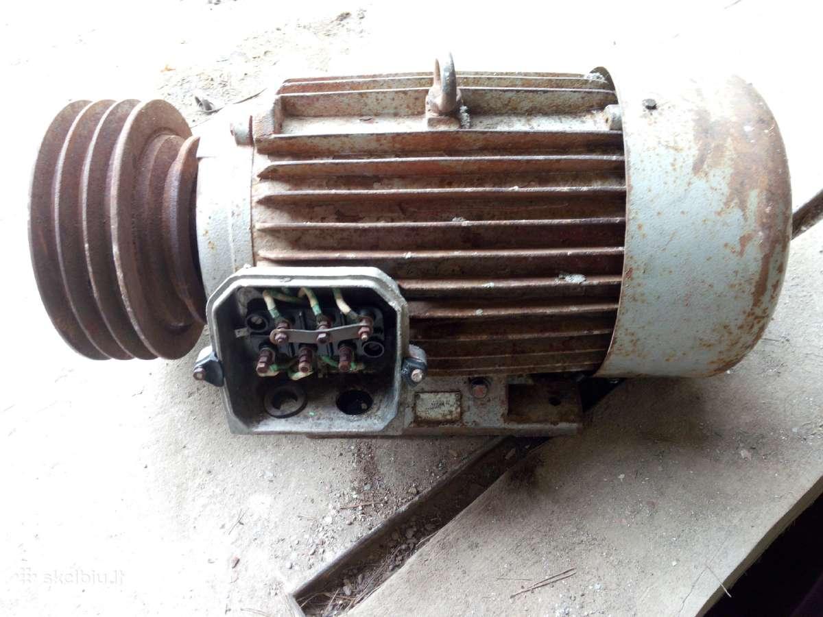 Elektros variklis
