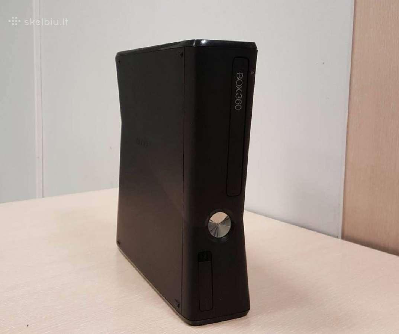 Nupirkčiau atrištą Xbox 360 žaidimų konsolę