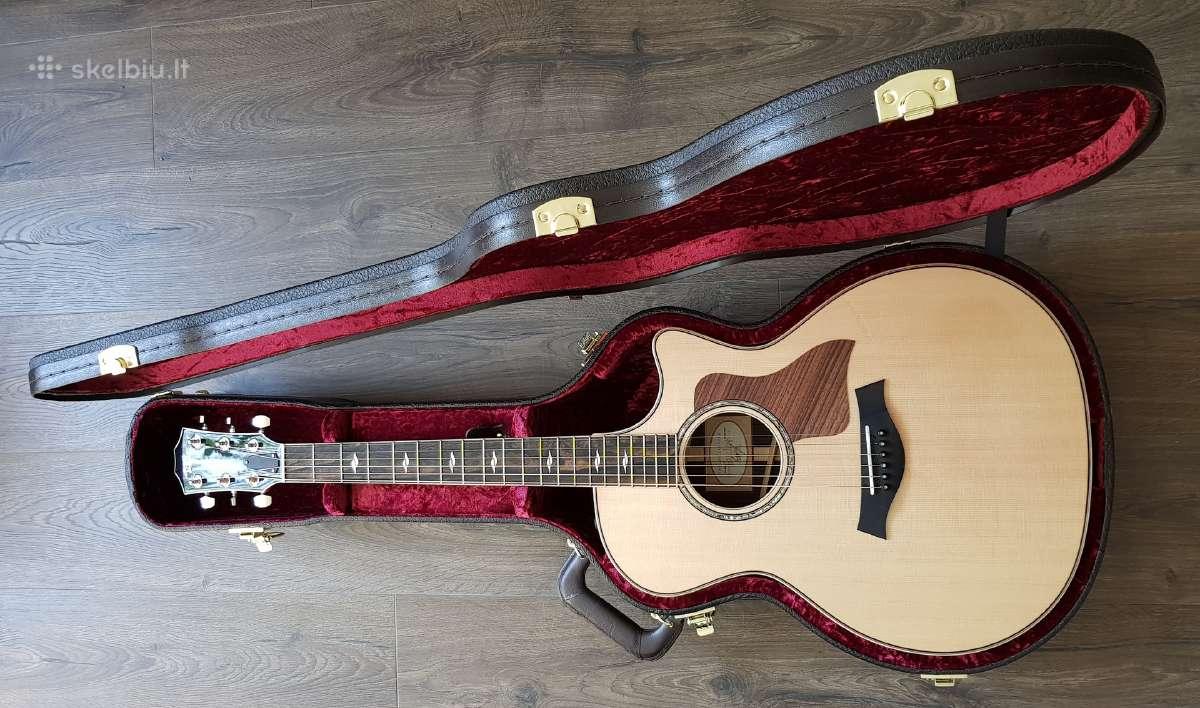 Gitara Taylor 814ce - Skelbiu.lt