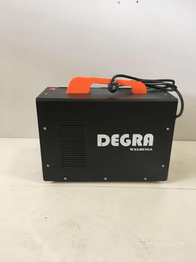 Suvirinimo aparatas Degra Mig-250di