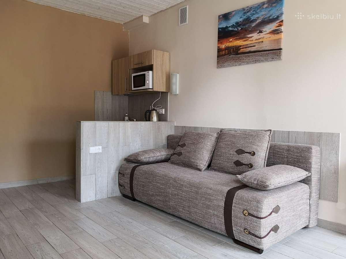 Nauji kambariai Palangos centre, nuo 12eur/žm.