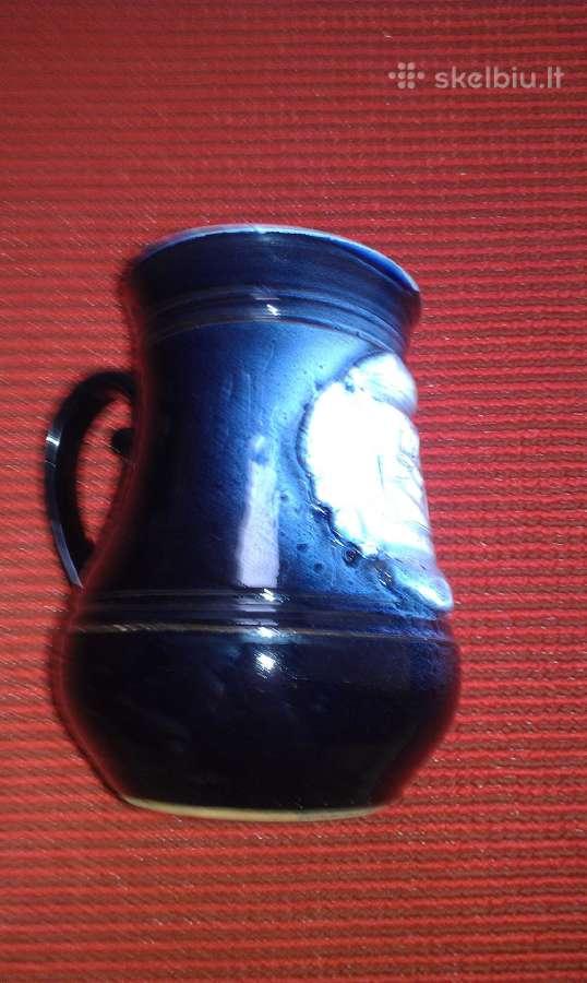 Ąsotis, bokalas, vaza, merktuvas, keramika