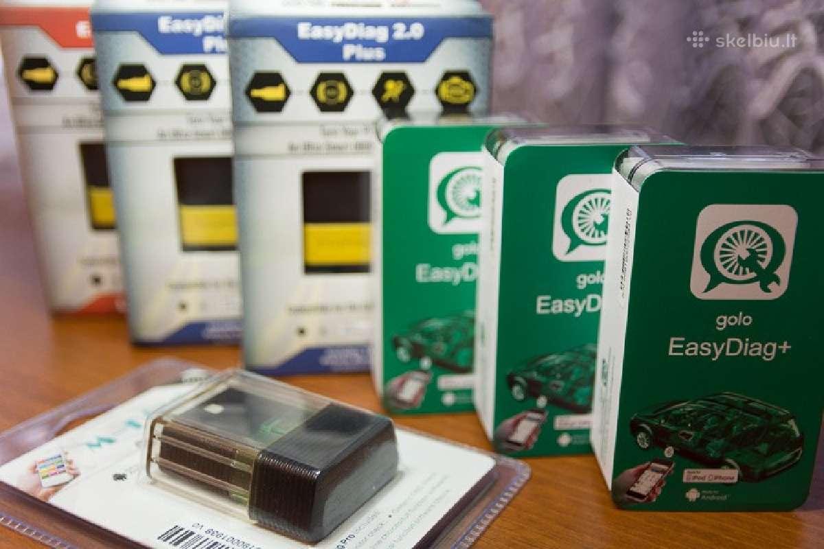 Launch Easydiag x431 Pro3s analogas autocom