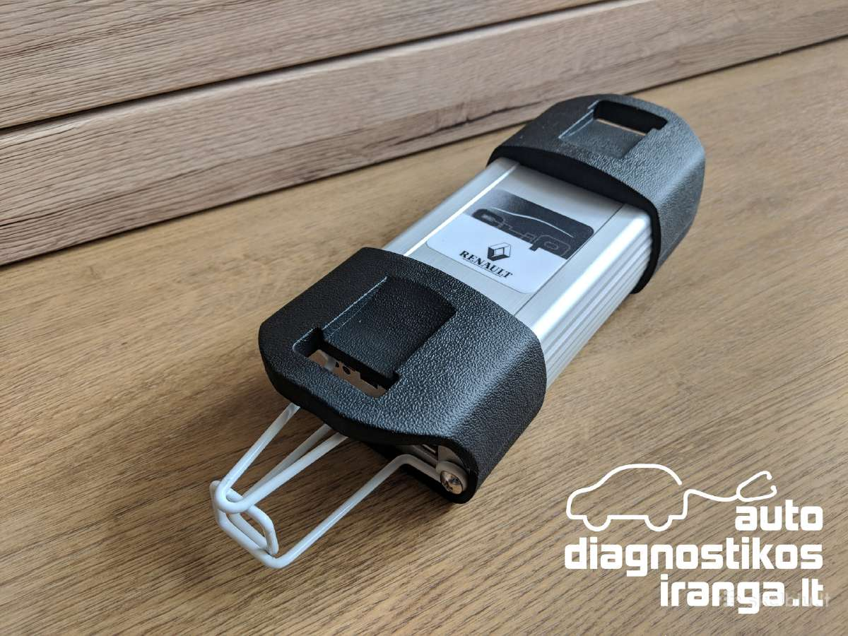 Renault Can Clip diagnostikos įranga