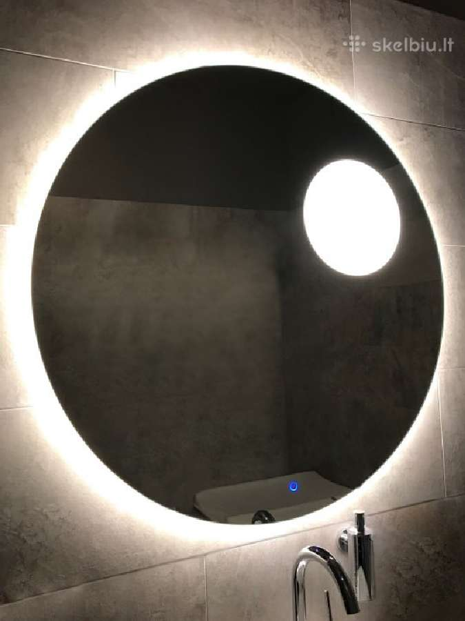 Gaminame nestanadrtinius veidrodžius