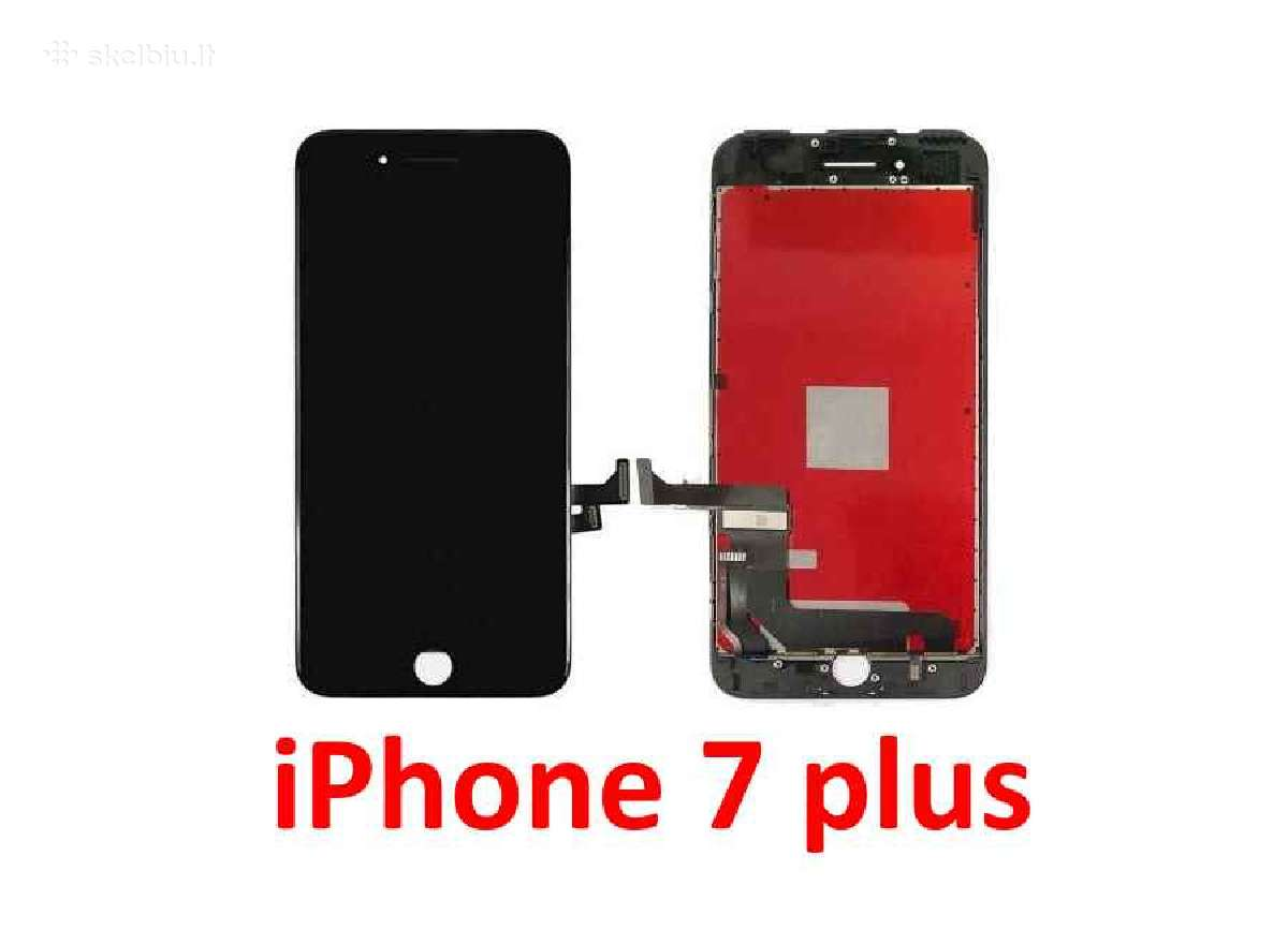 iPhone 7 plus LCD ekranas (aukščiausios kokybės)