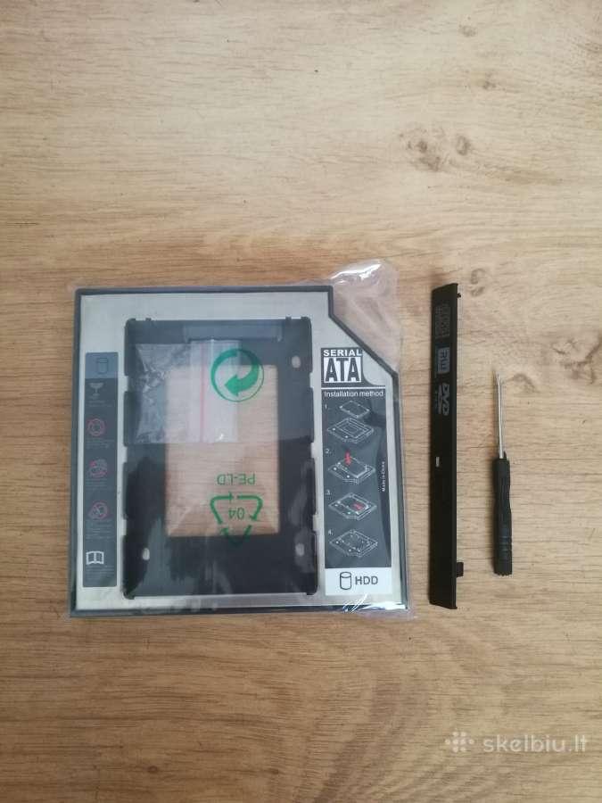HDD caddy/ HDD dėklas 9,5mm