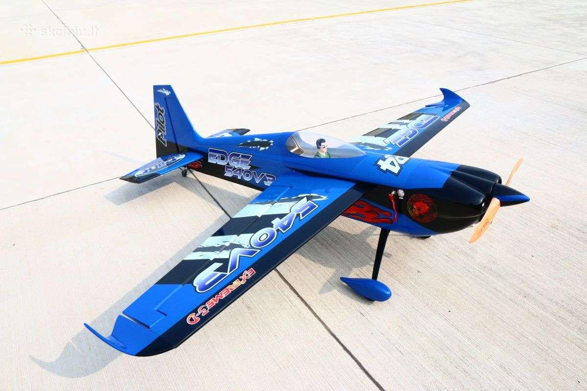 Pilot-rc lėktuvai, valdomi radiobangomis