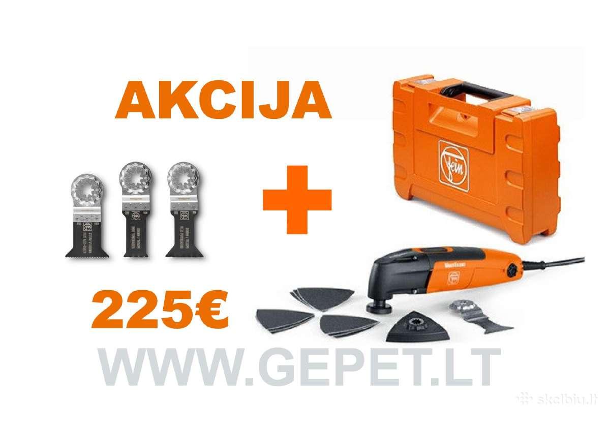 FEIN Multitalent FMT 250 QSL 225 EUR