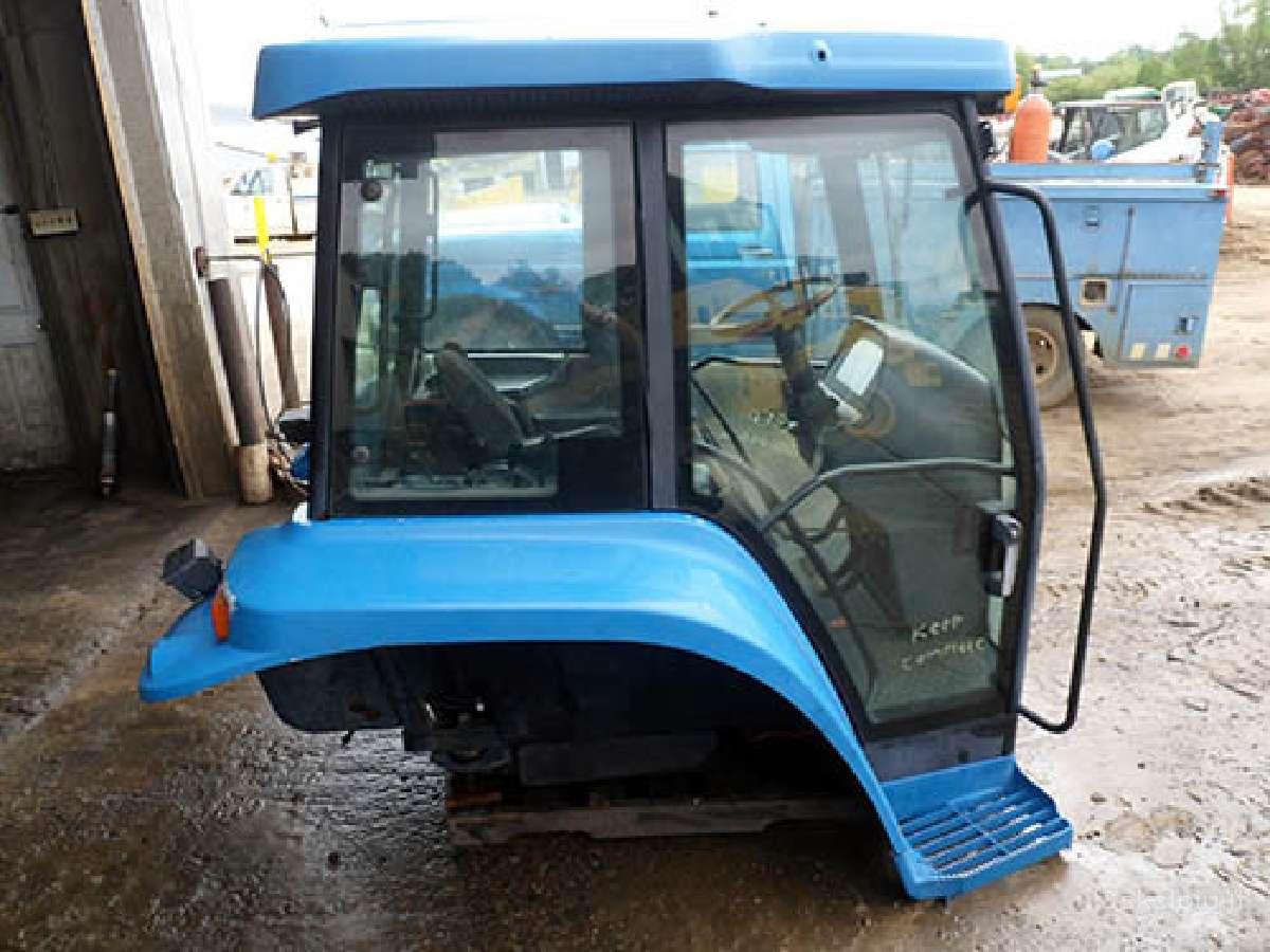 Naudotų traktorių atsarginės dalys, remontas