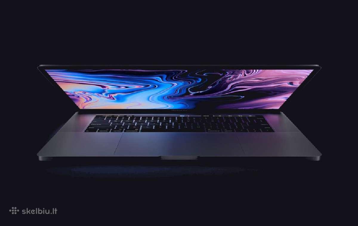 """Naujas ir naudotas MacBook Pro 15"""""""